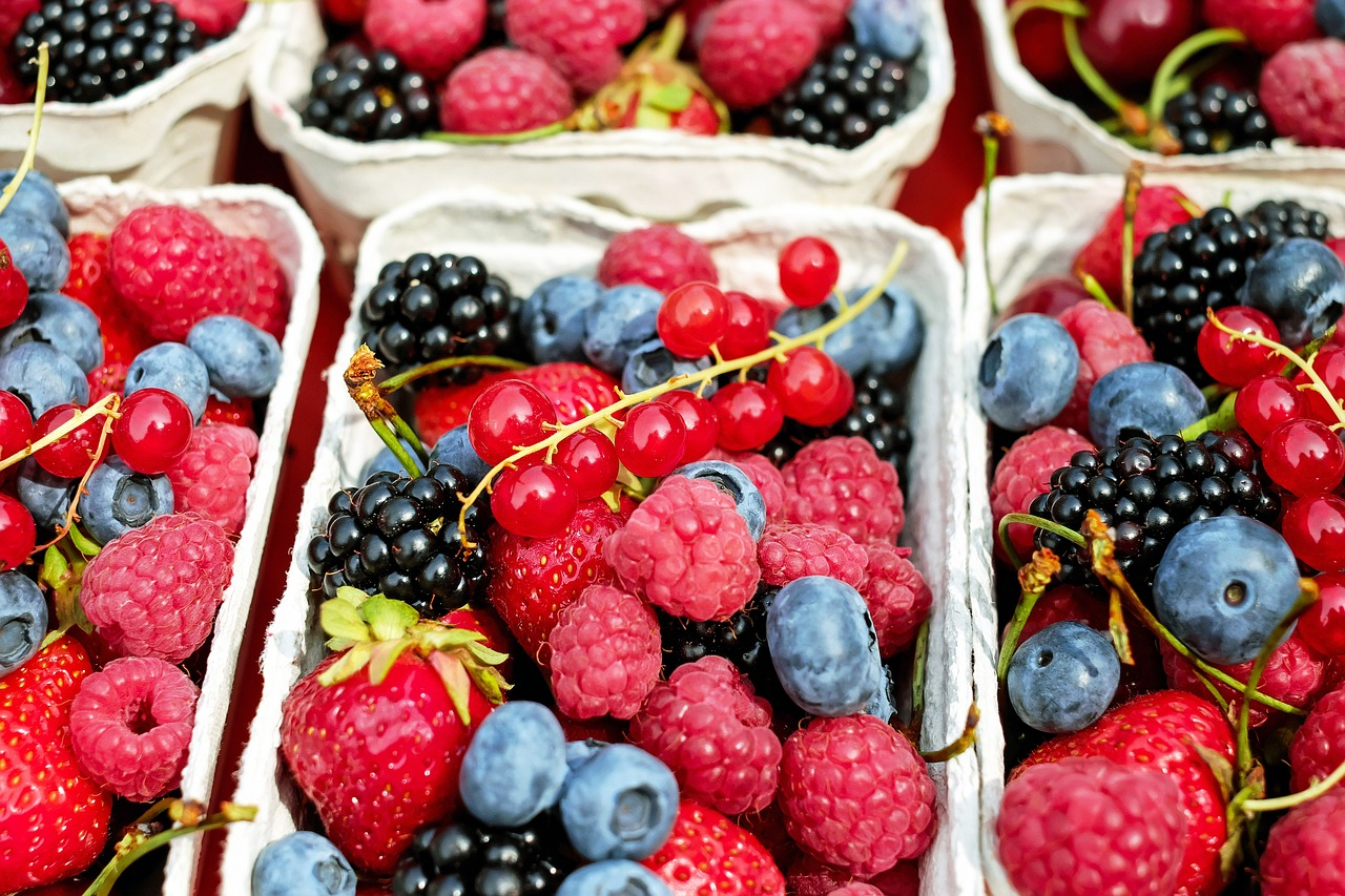 Świeże owoce prosto pod drzwi!