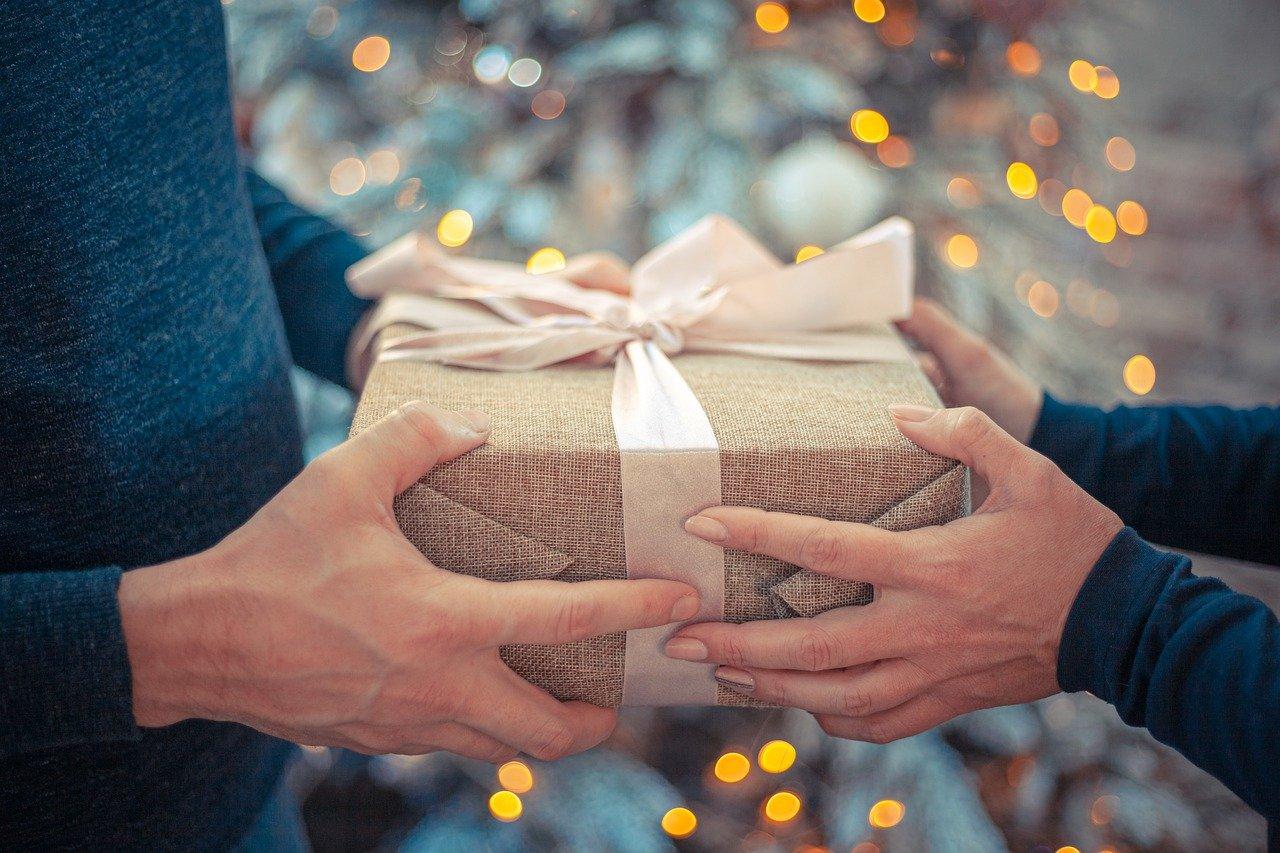 Pomysłowe prezenty na święta